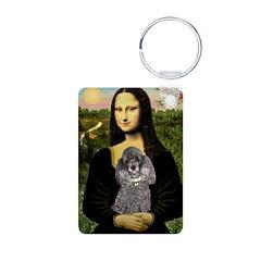 Mona / Poodle (s) Keychains