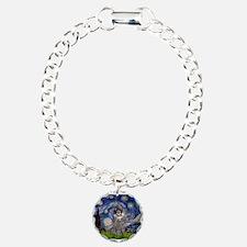 Starry Night / Poodle (s) Bracelet