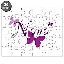 Nana Butterflys Puzzle