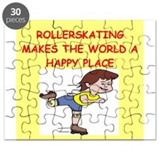 roller skating Puzzle