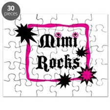 Mimi Rocks Puzzle