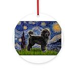 Starry Night / PWD (#2) Ornament (Round)