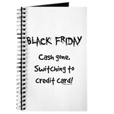 Black friday switching funny Journal