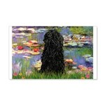 Water Lilies 20x12 Wall Decal
