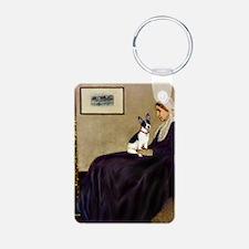 Whistler's / Rat T Keychains