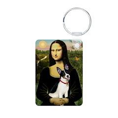 Mona / Rat Terrier Keychains