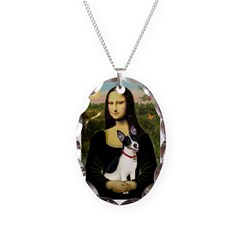 Mona / Rat Terrier Necklace