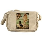 Venus & Rottweiler Messenger Bag
