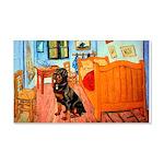 Room / Rottweiler 20x12 Wall Decal
