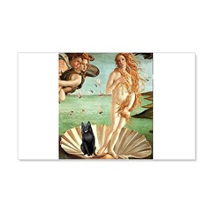 Venus / Schipperke #5 Wall Decal