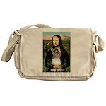 Mona / M Schnauzer Messenger Bag