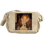 Queen / Scottie (w) Messenger Bag