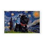 Starry / Scotty(bl) 20x12 Wall Decal