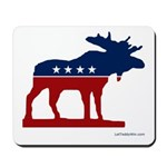 Bull Moose Party Mousepad