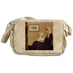 Whistlers / Scottie (w) Messenger Bag