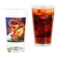 Angel/Sealyham L1 Drinking Glass