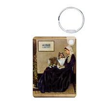 Whistler's / Sheltie Keychains