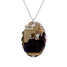 Whistler's / Sheltie Necklace