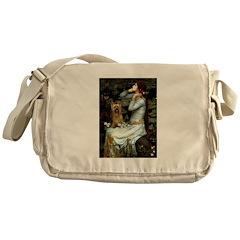 Ophelia / Silky T Messenger Bag