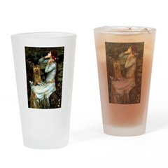 Ophelia / Silky T Drinking Glass