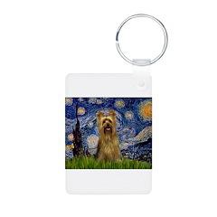Starry Night / Silky T Keychains