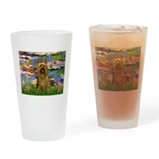 Lilies / Silky T Drinking Glass
