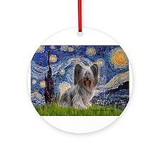 Starry / Skye #2 Ornament (Round)