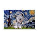 Starry / Skye #3 20x12 Wall Decal
