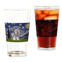 Starry / Skye #3 Drinking Glass
