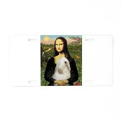 Mona / Tibetan T Aluminum License Plate
