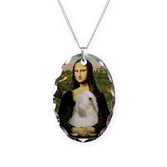 Mona / Tibetan T Necklace