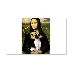 Mona / Toy Fox T Wall Decal