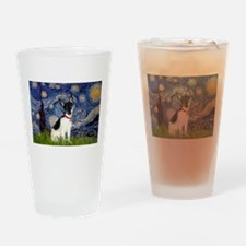 Starry / Toy Fox T Drinking Glass