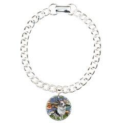 Lilies (#2) - Corgi (Bl.M) Bracelet