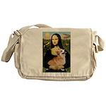 Mona's Pembroke Messenger Bag