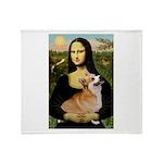 Mona's Pembroke Throw Blanket