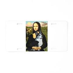 Mona Lisa / Corgi (bibl)Mona's Pembroke Aluminum L