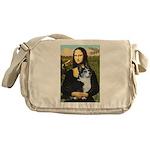 Mona Lisa / Corgi (bibl)Mona's Pembroke Messenger