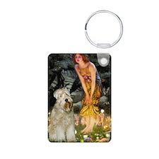 Fairies & Wheaten Terrier Keychains