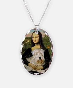 Mona's Wheaten Necklace