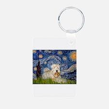 Starry / Wheaten T #1 Keychains