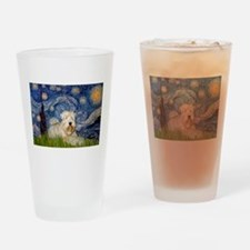 Starry / Wheaten T #1 Drinking Glass