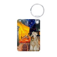 Cafe & Wheaten Keychains