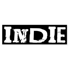 Indie Bumper Sticker