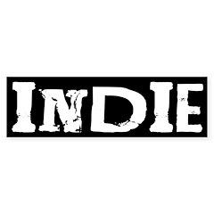Indie Bumper Bumper Sticker