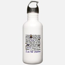 I'm the Minister Water Bottle