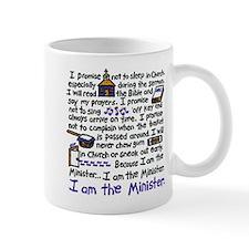 I'm the Minister Mug