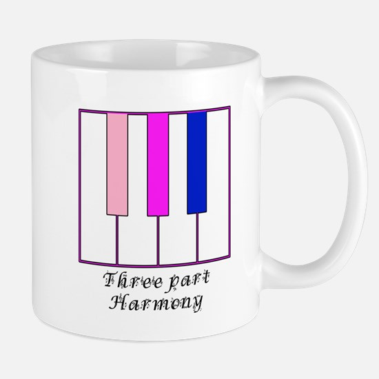 Three Part Harmony Mug