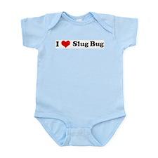 I Love Slug Bug Infant Creeper