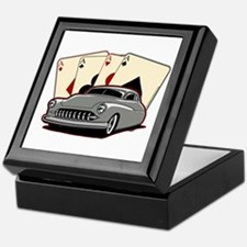 Motor City Lead Sled Keepsake Box